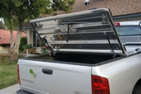 Diamondback Truck Cover