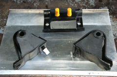 YJ Motor Mounts