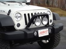 MBRP Light Bar/Grille Guard