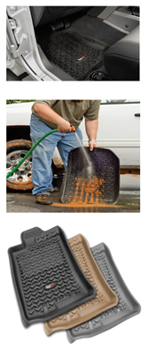 Rugged Ridge Floor Mats